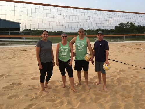 Spring 4x4 Volleyball 4