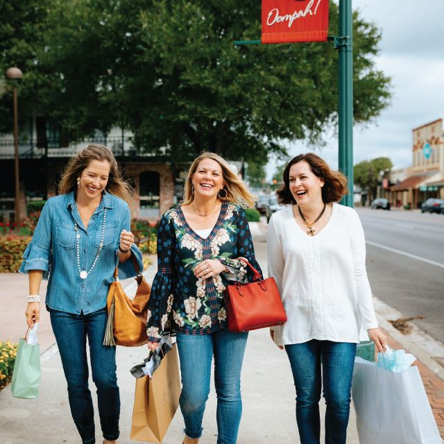 Hill Country Mile Shopping