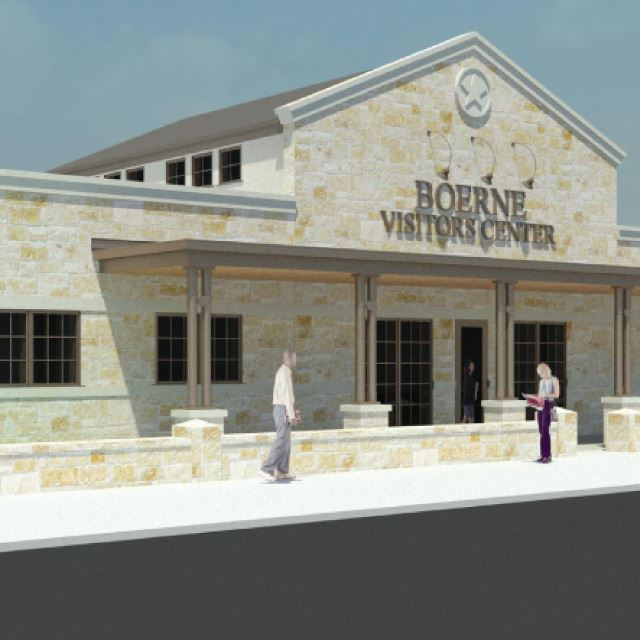Boerne Visitors Center