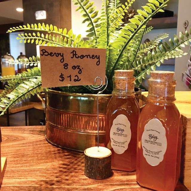 The Bevy Provisions Co. Honey