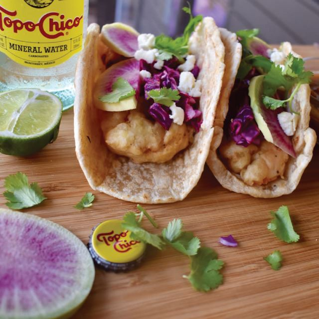 Shrimp and Music Festival - Shrimp Tacos