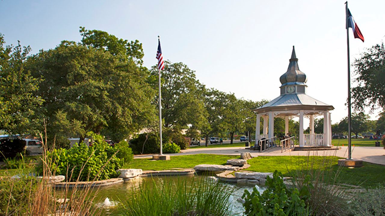 Boerne Main Plaza Gazebo