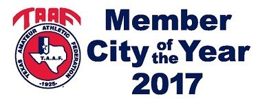 TAAF MEMBER CITY OF THE YEAR