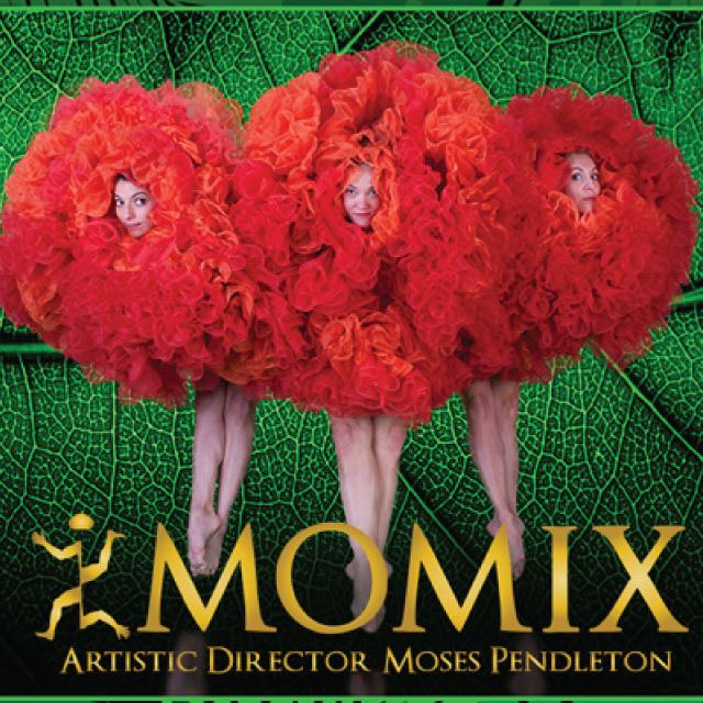 Boerne Performing Arts - MOMIX 2019