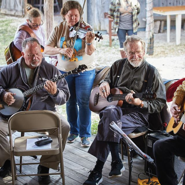 The AgriCultural Bluegrass Jam