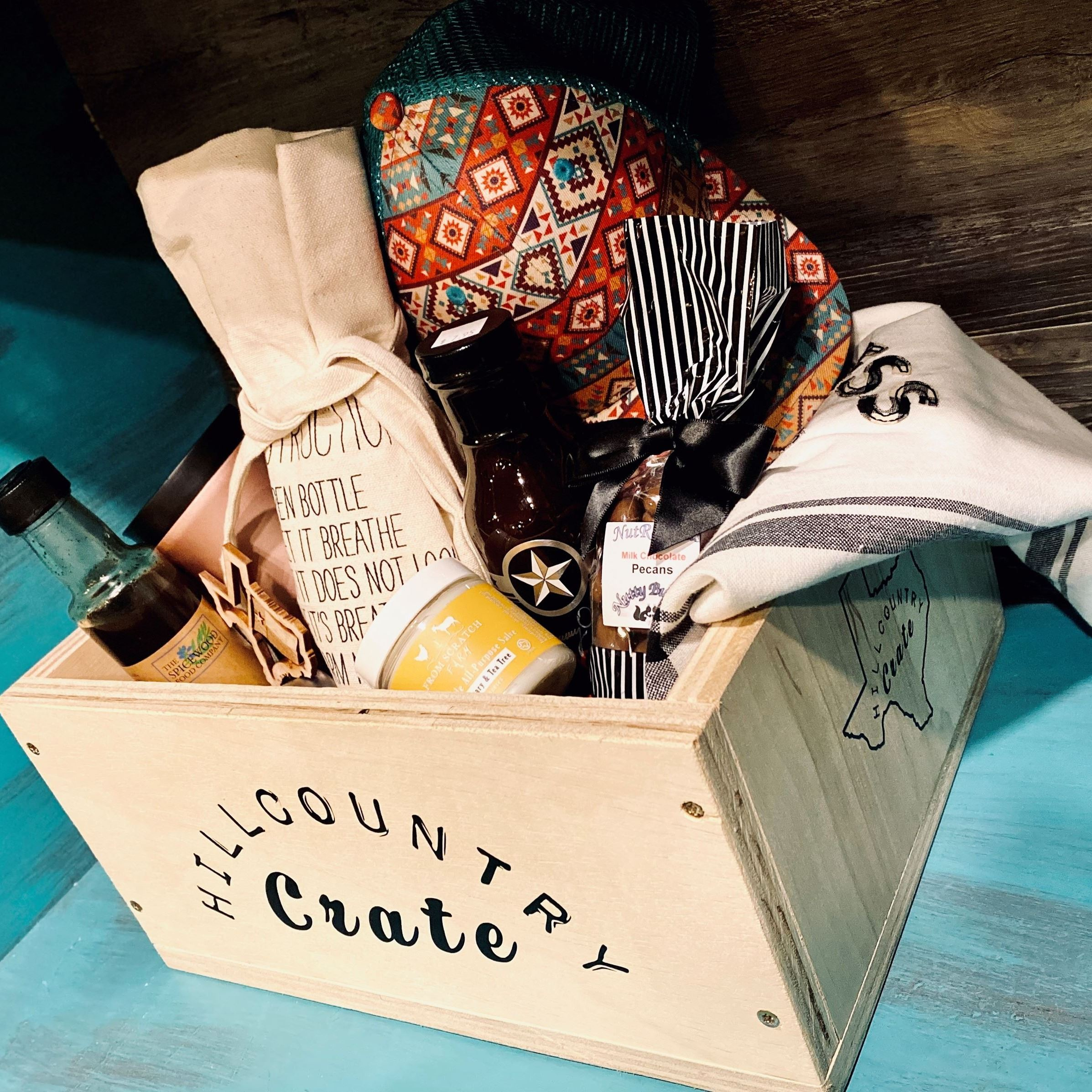 Hill Country Crate