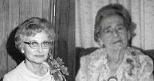 Dora and Jessie - The First Librarians of Boerne