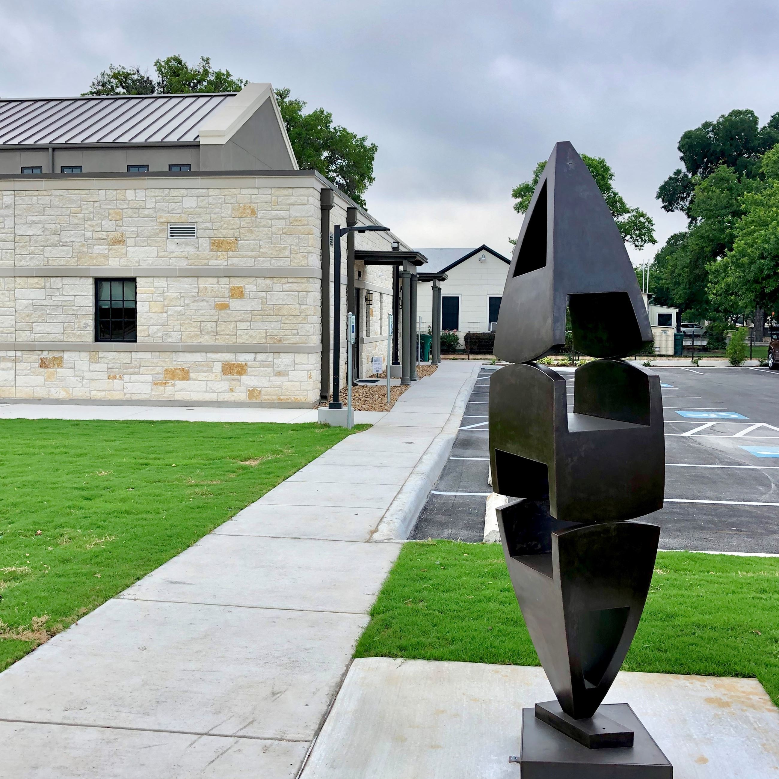 Art Al Fresco at Boerne Visitors Center