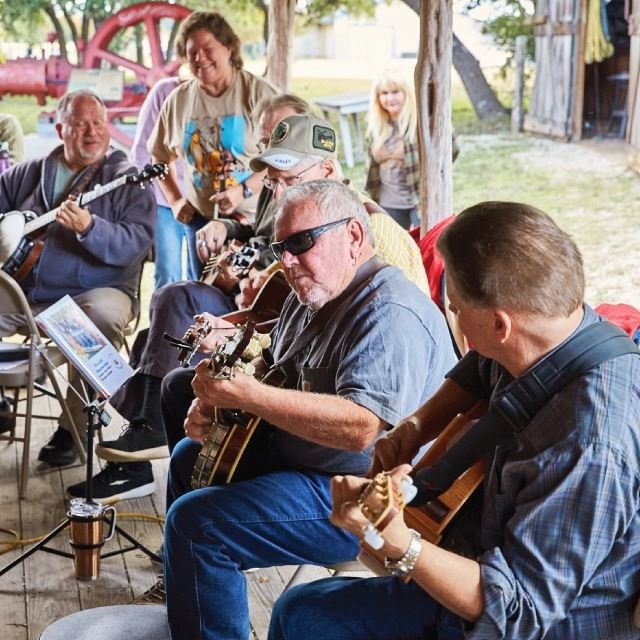 Second Saturday Bluegrass Jam Circle