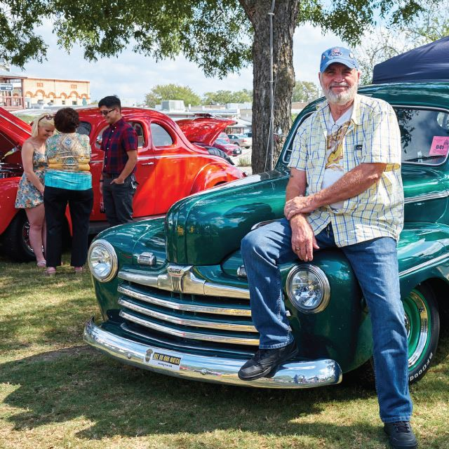 Key to the Hills Rod Run - Photo by Bob Lewis