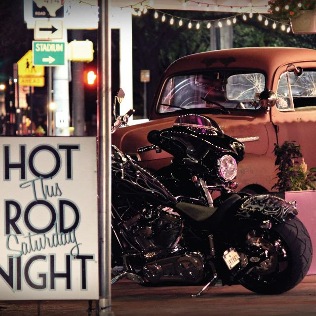 Hot Rod Night