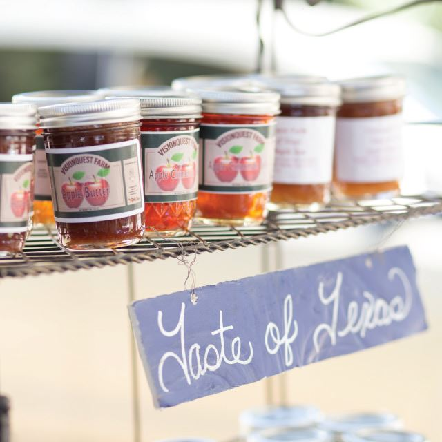 Farmers Market Jams and Jellies