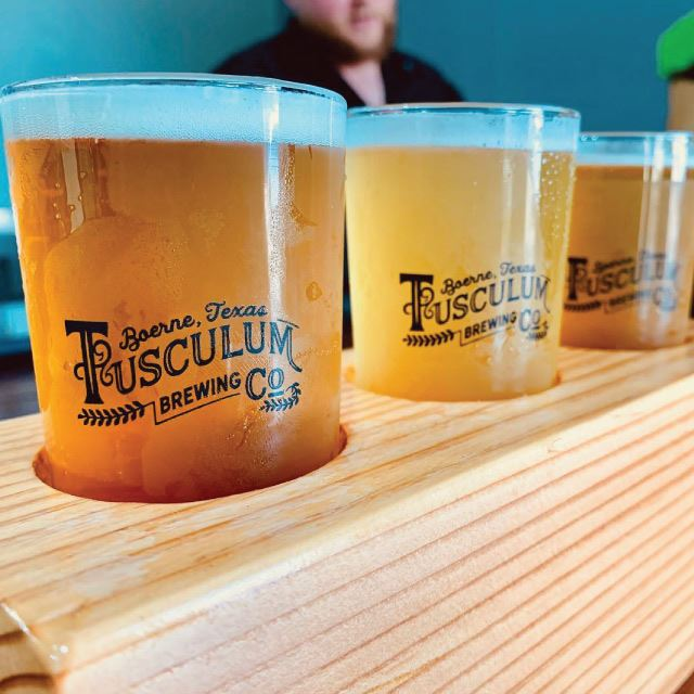 Tusculum Brewing Company - Flights of Beer